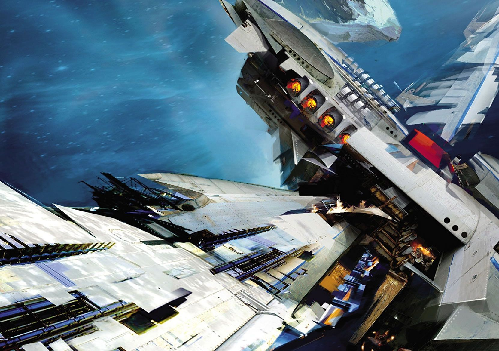 Books I Love: The Expanse Series